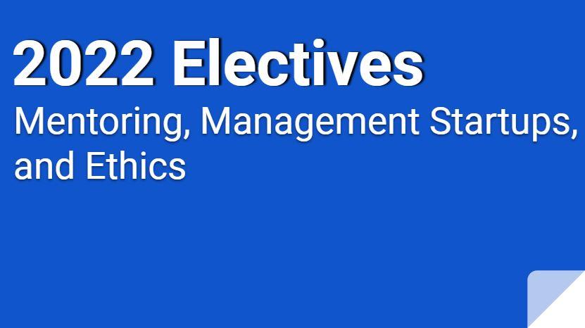 2022 Electives