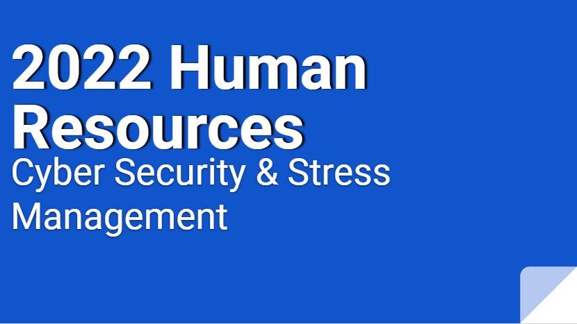 2022 Human Resources